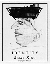 "cover ""Identity"""